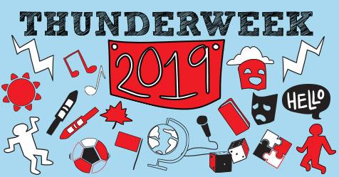 ThunderWeek 2019