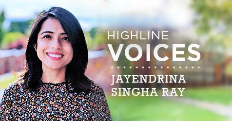 Jayendrina Singha Ray