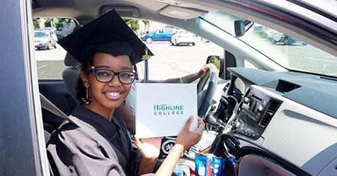 diploma drive-thru 2020