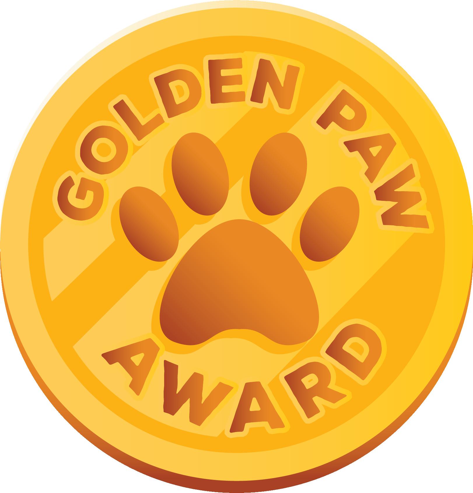 Golden Paw Award