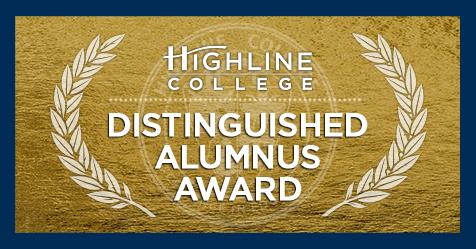 Distinguished Alumnus Award